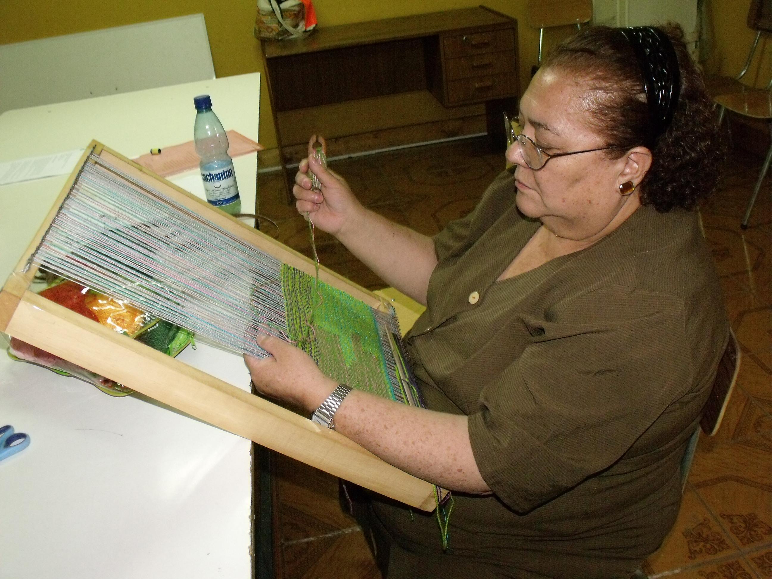 Tapicería precolombina