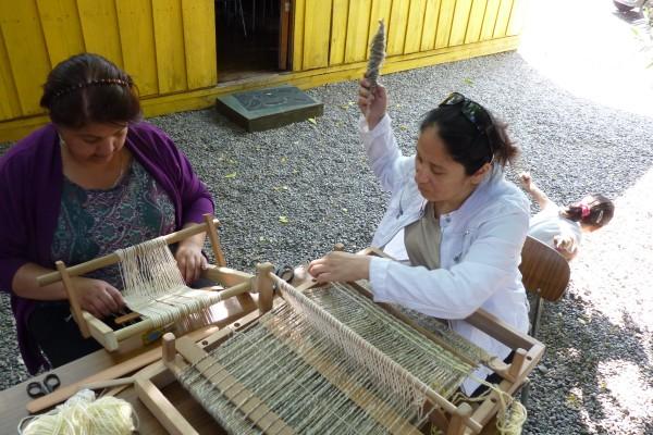 taller chilote en la barraca
