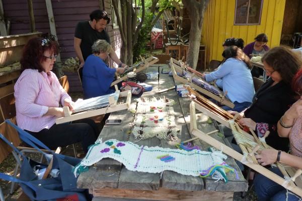 taller del Jreko en la barraca